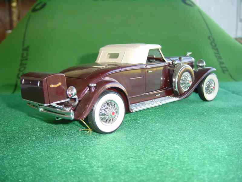 duesenberg mod u00e8le j coup u00e9 d u00e9capotable 1935